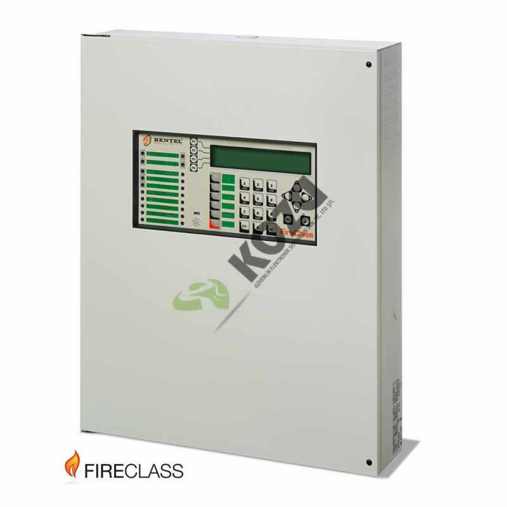 BENTEL FC520 Analog Adresli Yangın Kontrol Paneli