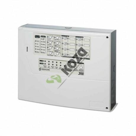 BENTEL J408-4 4 Zone Konvansiyonel Yangın Alarm Paneli