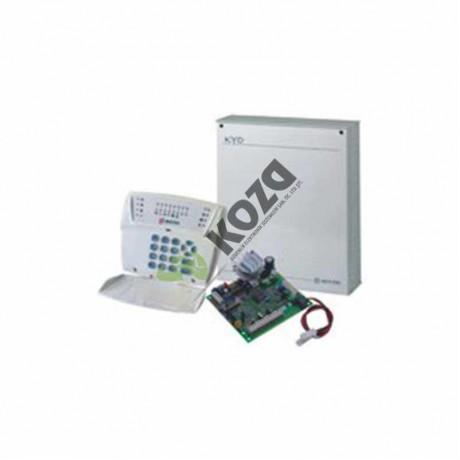 BENTEL KYO8 8 Zonlu Kablolu Alarm Kontrol Paneli Seti