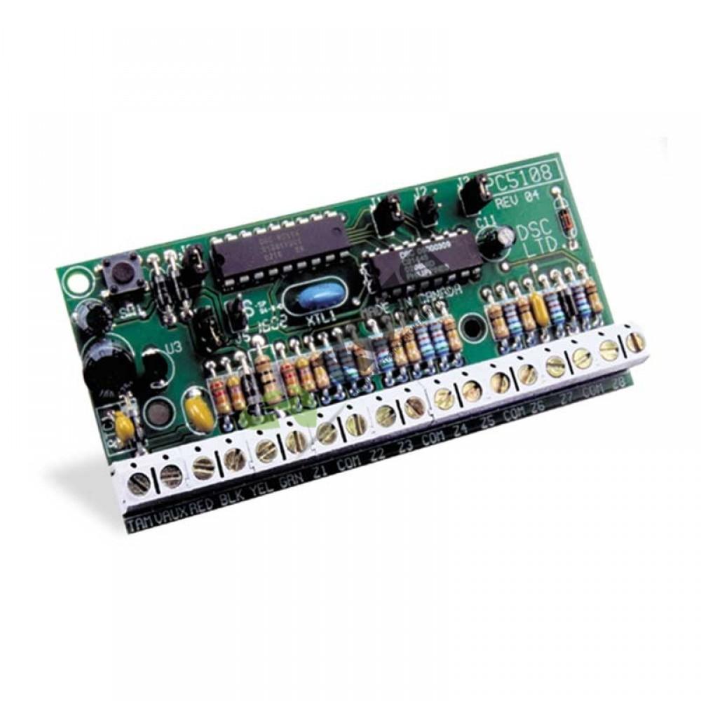 DSC PC 5108 Zone Arttırma Kartı