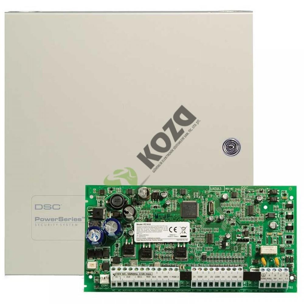DSC PC1616 LCD Alarm Kontrol Paneli