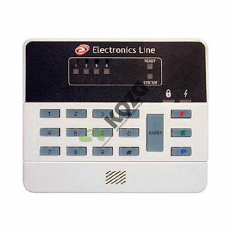 Electronics-Line 3104 PENTA XL 4 Zone Led Keypad