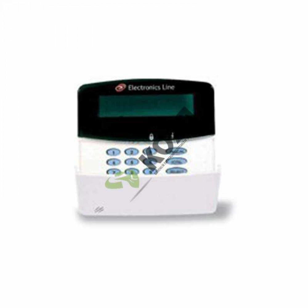Electronics-Line 3128 LCD Keypad