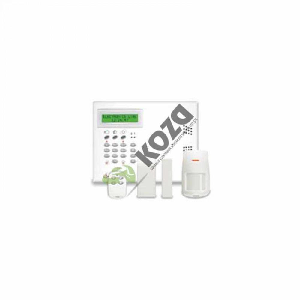 Electronics-Line infinity Lcd Set Kablosuz Alarm Seti