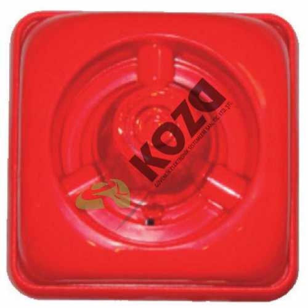NM24L Dahili Flaşörlü Yangın Alarm Sireni