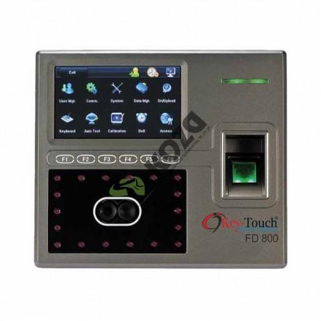 Key Touch FD-800 Yüz Tanıma ve Park izi Okuma