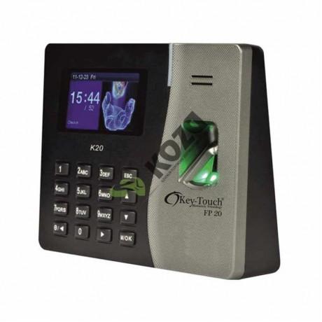 Key Touch FP-20 Parmak izi ve Kartlı Geçiş Sistemi