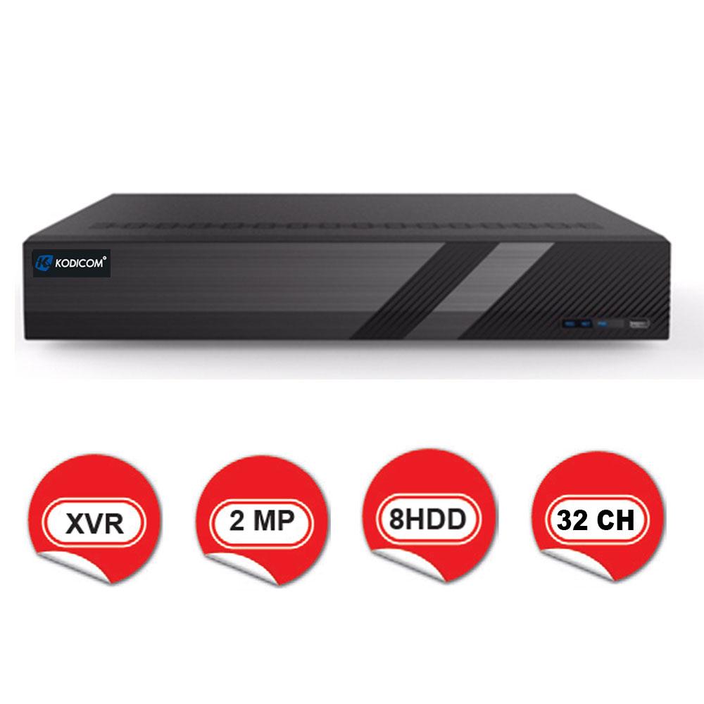 Kodicom KD-2732TD-C / 1080p 32 Kanal XVR 5 IN 1 Hibrit Kayıt Cihazı
