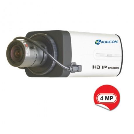 Kodicom KD-9342E2 4 Megapiksel Box IP Kamera