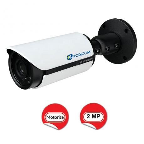 Kodicom KD-9423E2/AZ 2 Megapiksel 1080p Motorize Bullet IP Kamera