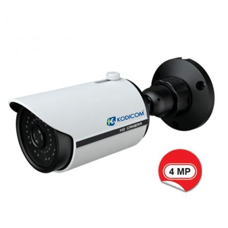 Kodicom KD-9442E2 4 Megapiksel IR Bullet IP Kamera