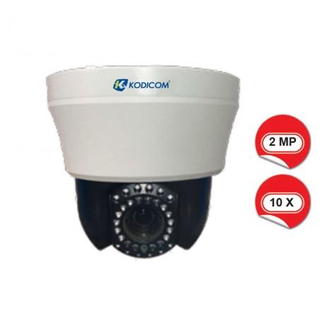 Kodicom KD-9510-10X 2 Megapiksel 1080p Speed Dome IP Kamera