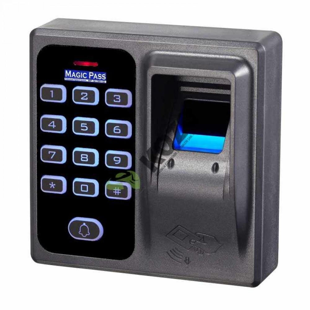 Magic Pass 12150 ID Kartlı Şifreli ve Parmak İzli Kapı Açma Cihazı