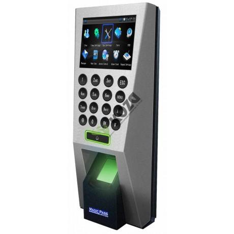 Magic Pass 12400 ID Parmak İzli ve Kartlı Geçiş Kontrol Sistemi