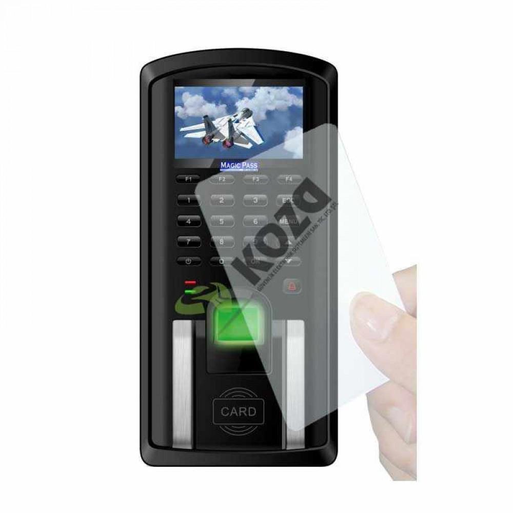 Magic Pass 12450 ID Parmak İzli ve Kartlı Geçiş Kontrol Cihazı