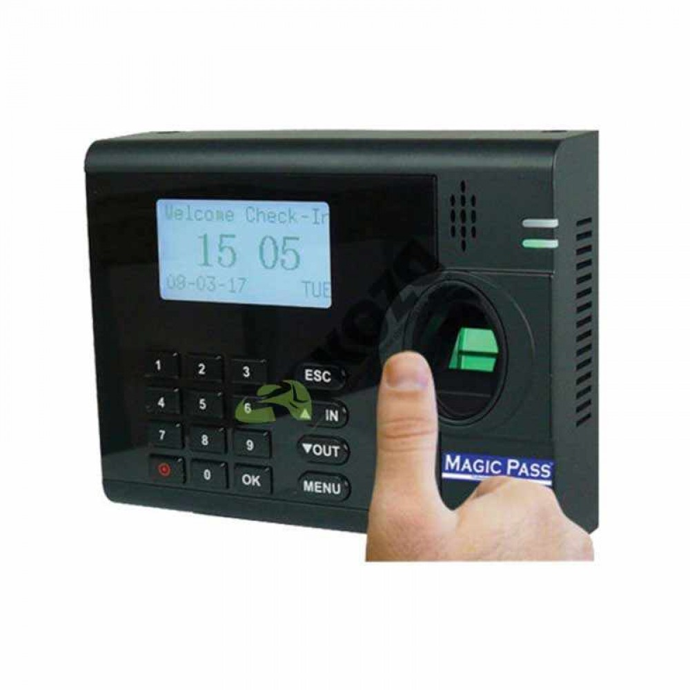 Magic Pass 15500 Parmak İzi PDKS Terminali