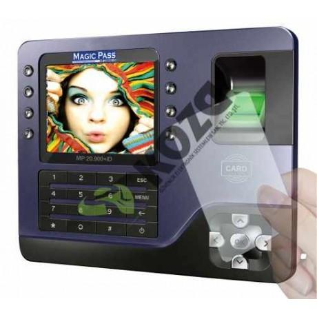 Magic Pass 20900 ID Parmak İzli ve Kartlı PDKS Terminali