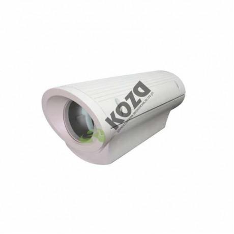 GL-619HB Isıtıcılı & Fanlı Fiber Glass Kamera Muhafazası