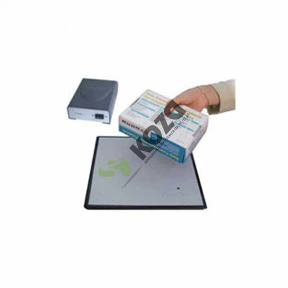 DDA-100 Kağıt Etiket Silici