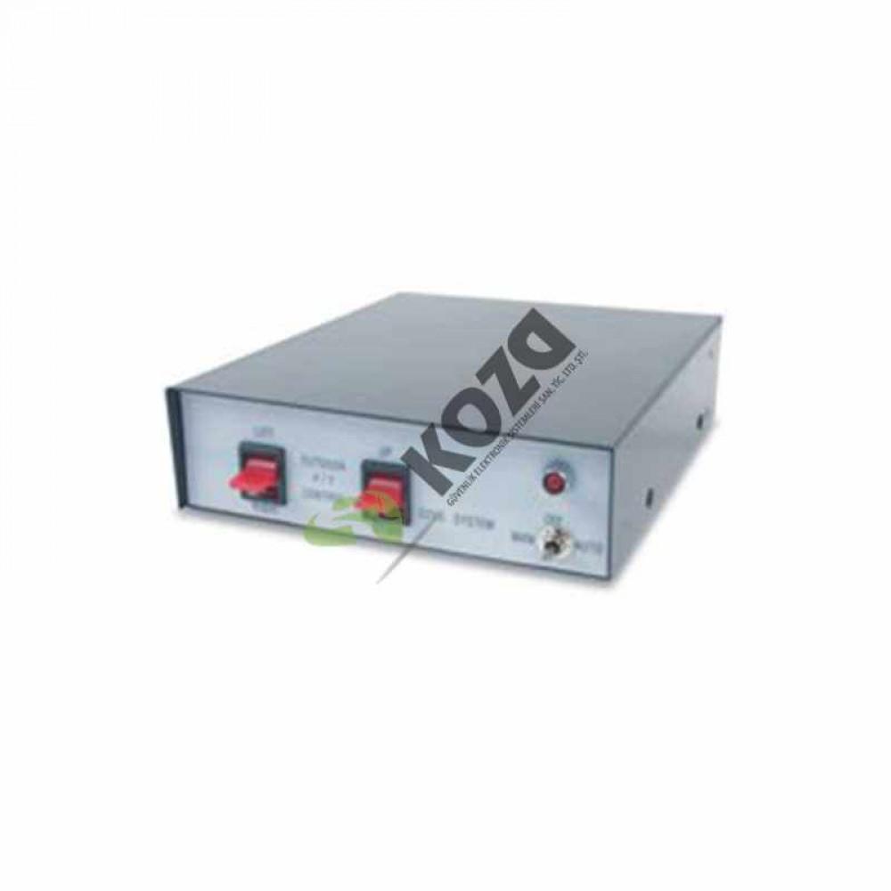 GL 301 PTZ Motor & Kontrol Ünitesi