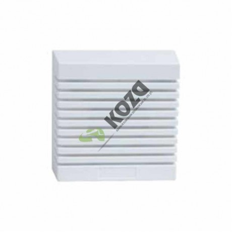 HC 801 Dekoratif Beyaz Renkli Dahili Siren