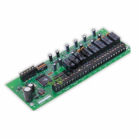 K546 Syncro 6 Kanallı Siren Kontrol Kartı