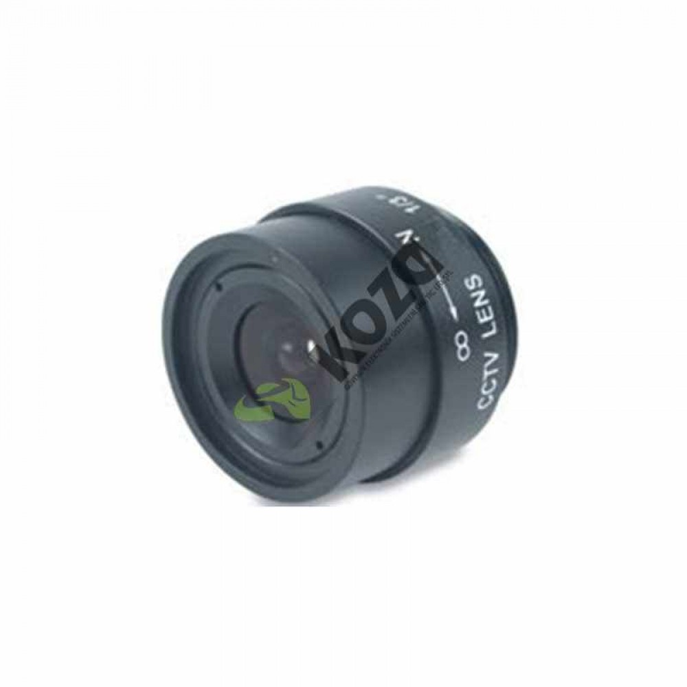 FIXED 8 / 8mm Sabit iris lens