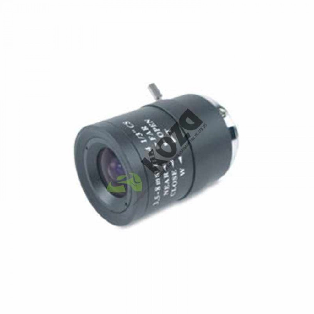 MN615 / 6-15mm Manual Iris Varifocal Lens