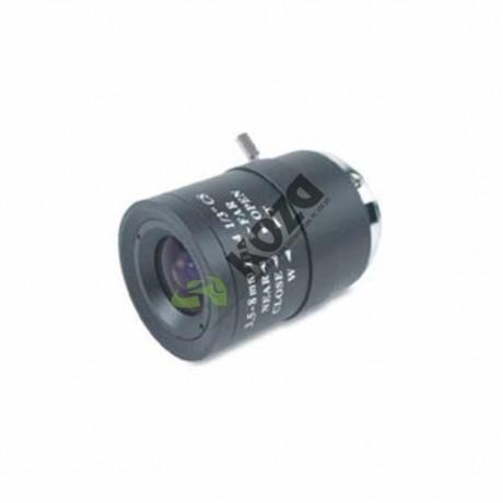 MN660 / 6-60mm Manual Iris Varifocal Lens