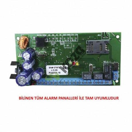 PX-200A GSM/GPRS - TCP/IP Transmitter