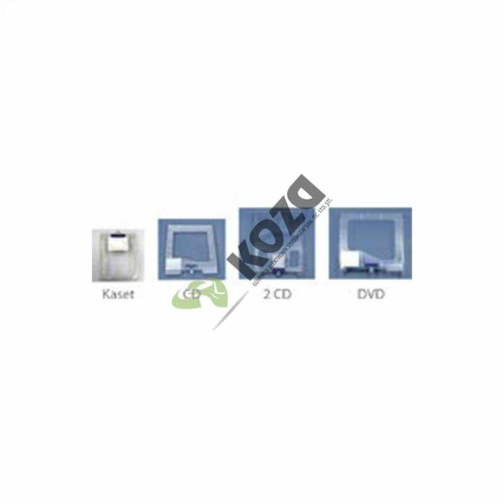RFAKS KASET-CD-2CD-DVD
