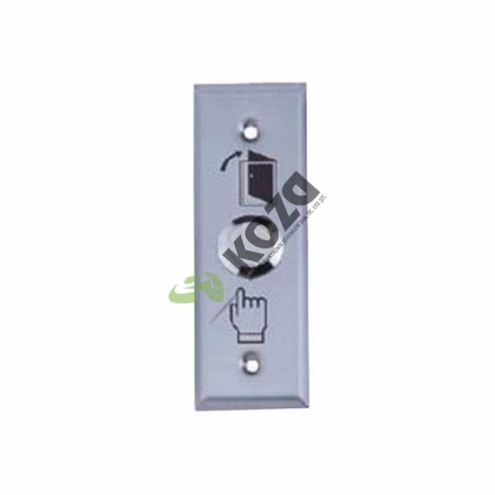 BT 003 Çift Özellikli Kapı Açma Butonu
