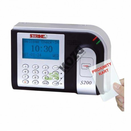 Strike S 200 Proximity Personel Takip Sistemi Terminali