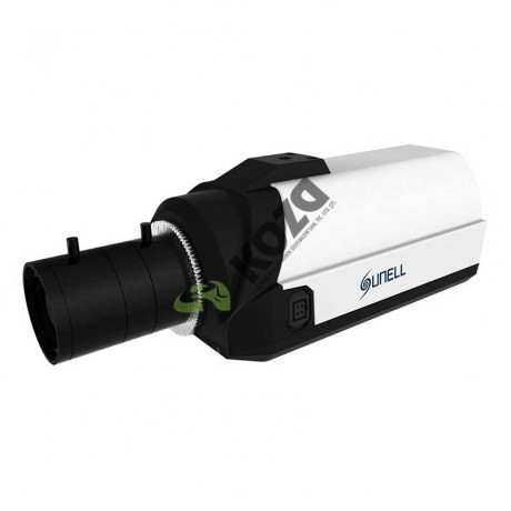 Sunell SN-IPC54/40EDN 5 Megapiksel Box IP Kamera
