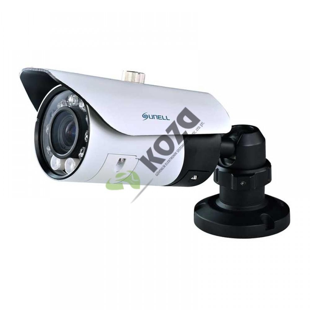 Sunell SN-IPR54/31APDN 3 Megapiksel IR Bullet IP Kamera