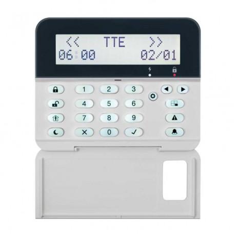 Teletek Eclipse LCD32/PR Tuş Takımı - Keypad