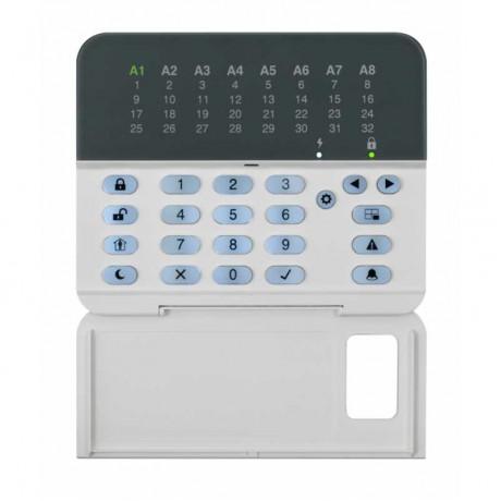 Teletek Eclipse LED32/PR Tuş Takımı