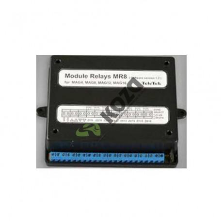 Teletek MR8 Röle Modülü