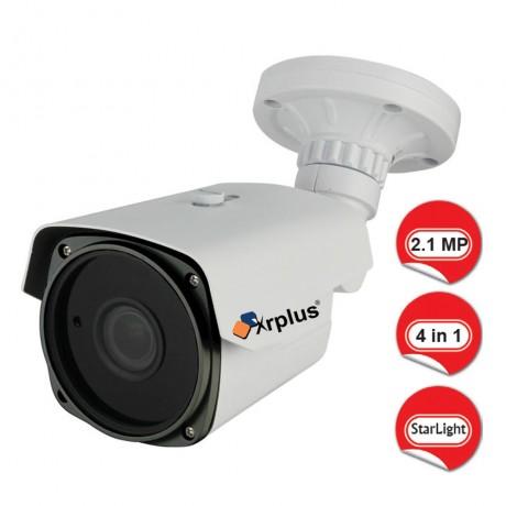 Xrplus XR-106-AHD / 2 Megapiksel 1080p Starlight Bullet AHD Kamera
