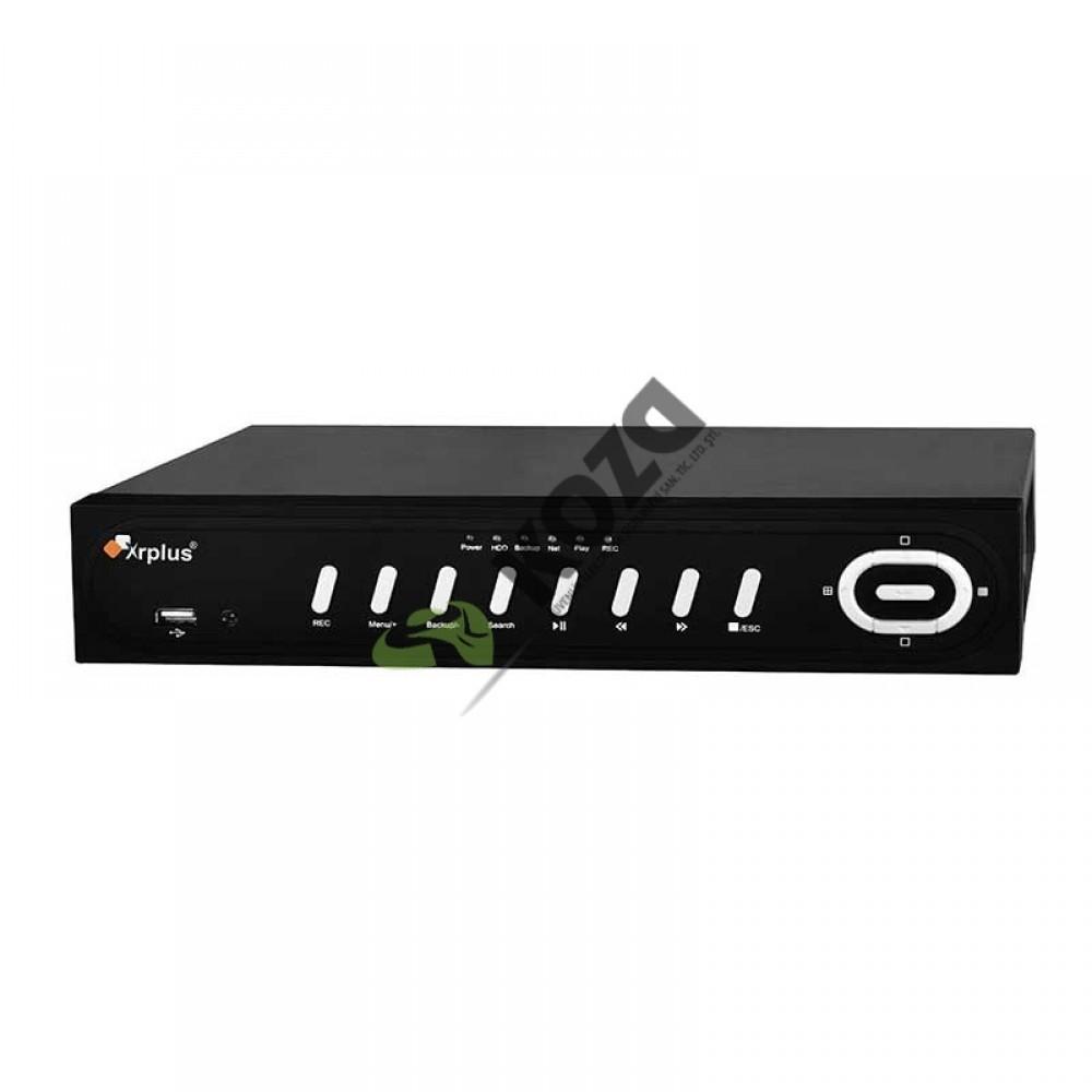 Xrplus XR-2704TS / 4 Kanal HD-TVI Hibrit DVR Kayıt Cihazı
