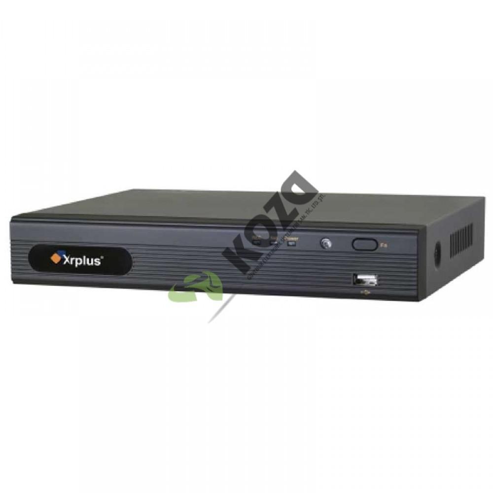 Xrplus XR-2708AS-C / 1080p 8 Kanal AHD DVR Kayıt Cihazı