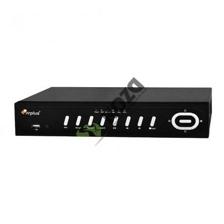 Xrplus XR-2708TS-C / 8 Kanal HD-TVI DVR 5 IN 1 Hibrit Kayıt Cihazı