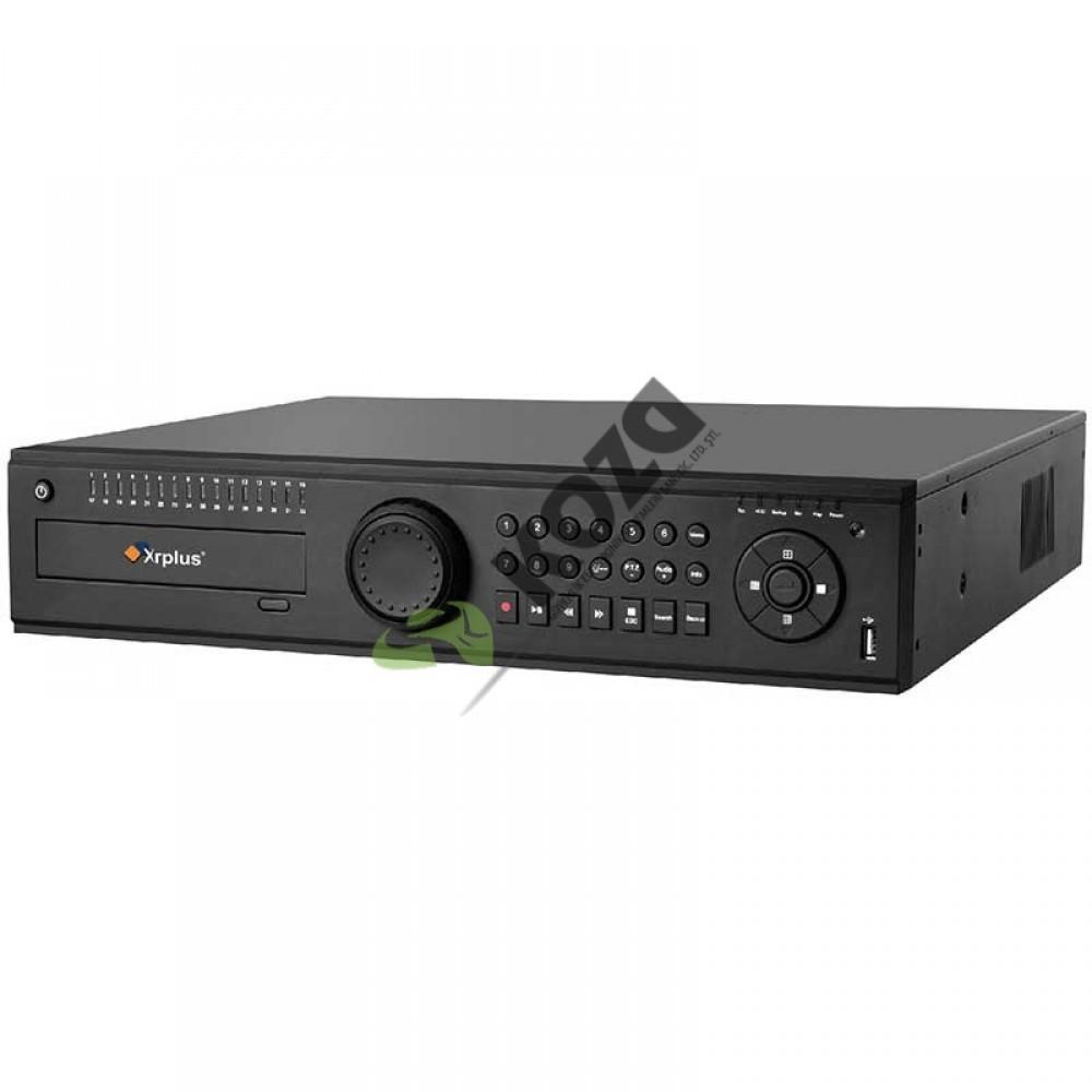 Xrplus XR-2716TD-C / 16 Kanal 1080p HD-TVI Hibrit DVR Kayıt Cihazı