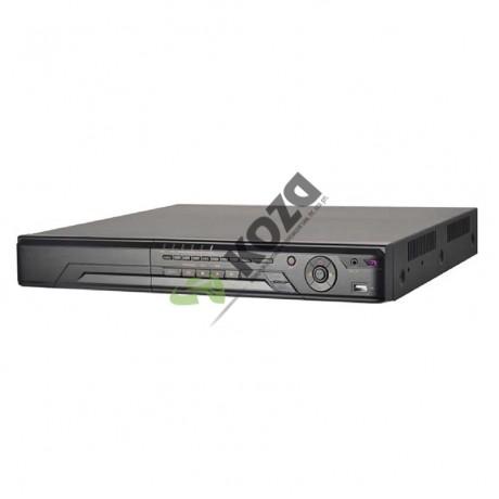 Xrplus XR-2816-PE-C8 16 Kanal 4 Megapiksel PoE NVR IP Kayıt Cihazı