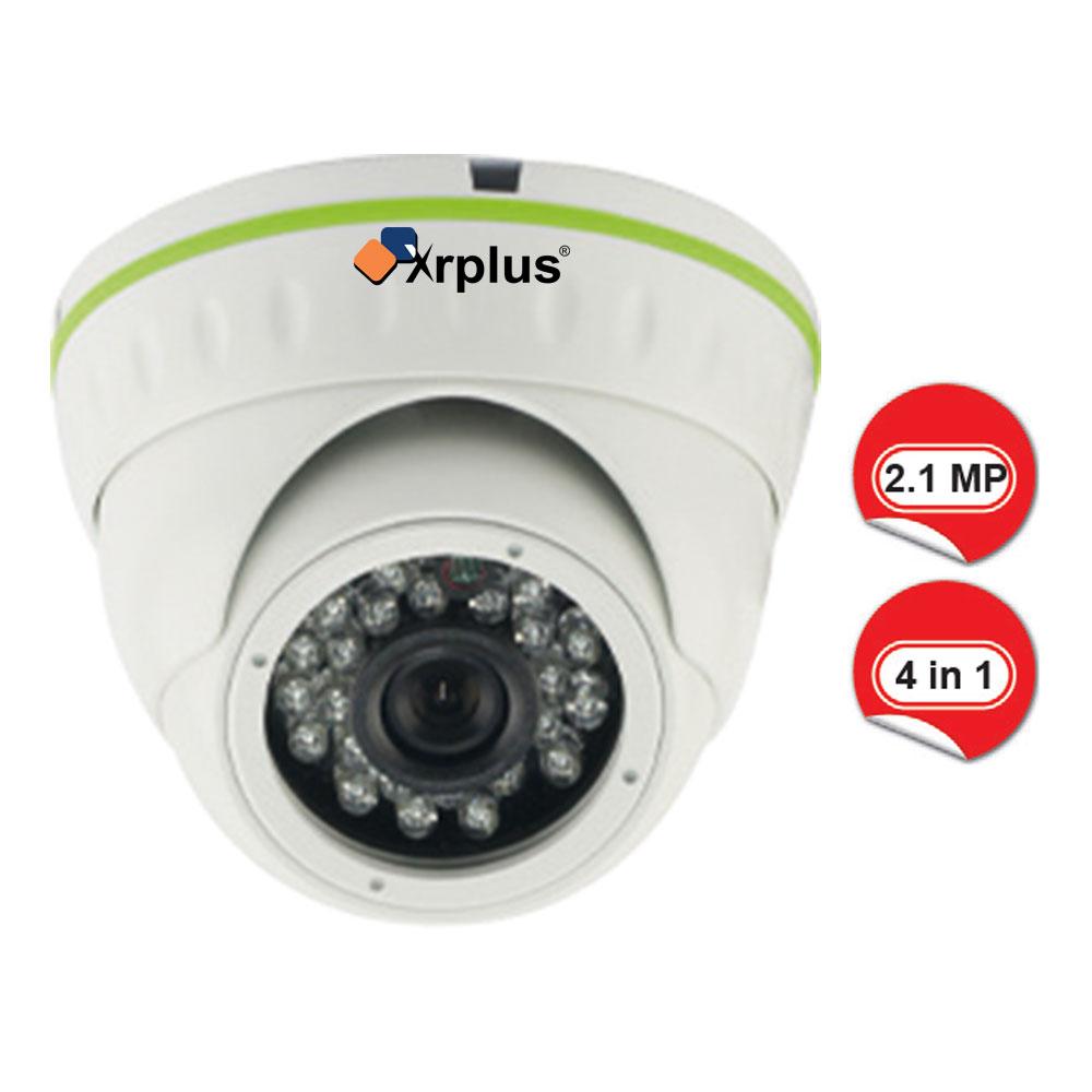 Xrplus XR-411-AHD / 2.1 Megapiksel - 1080p IR Ledli Dome AHD Kamera