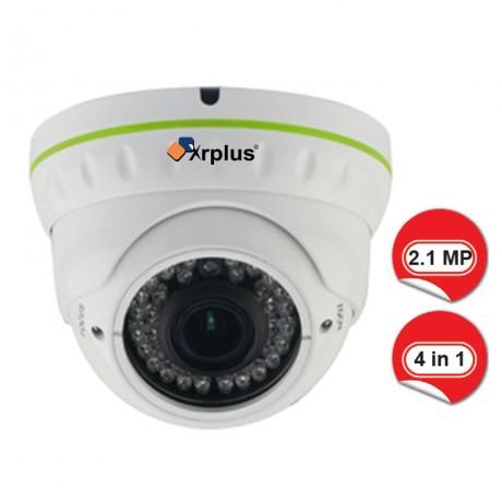 Xrplus XR-433-AHD / 2.1 Megapiksel 1080p IR Ledli Dome AHD Kamera