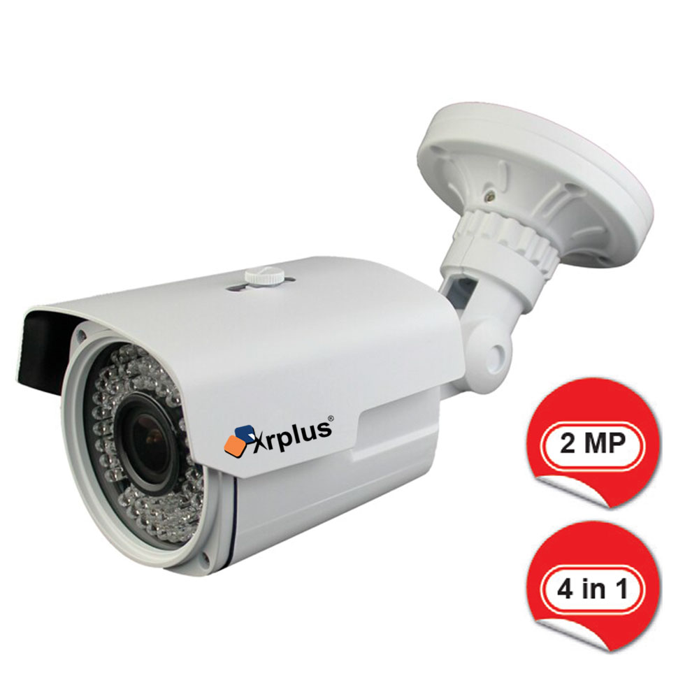 Xrplus XR-640-AHD 2.1 Megapiksel 1080p IR Bullet AHD Kamera