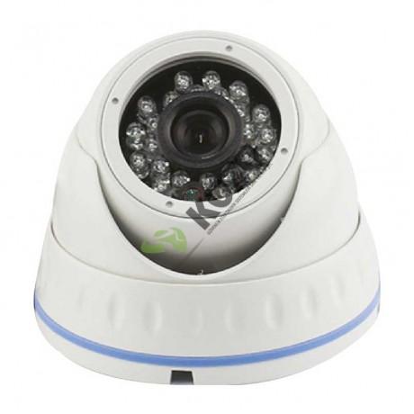 Xrplus XR-7522 TS 2 Megapiksel 1080p HD-TVI IR Ledli Dome Kamera