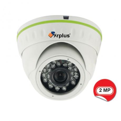 Xrplus XR-9321 2 Megapiksel 1080p IR Ledli Dome IP Kamera