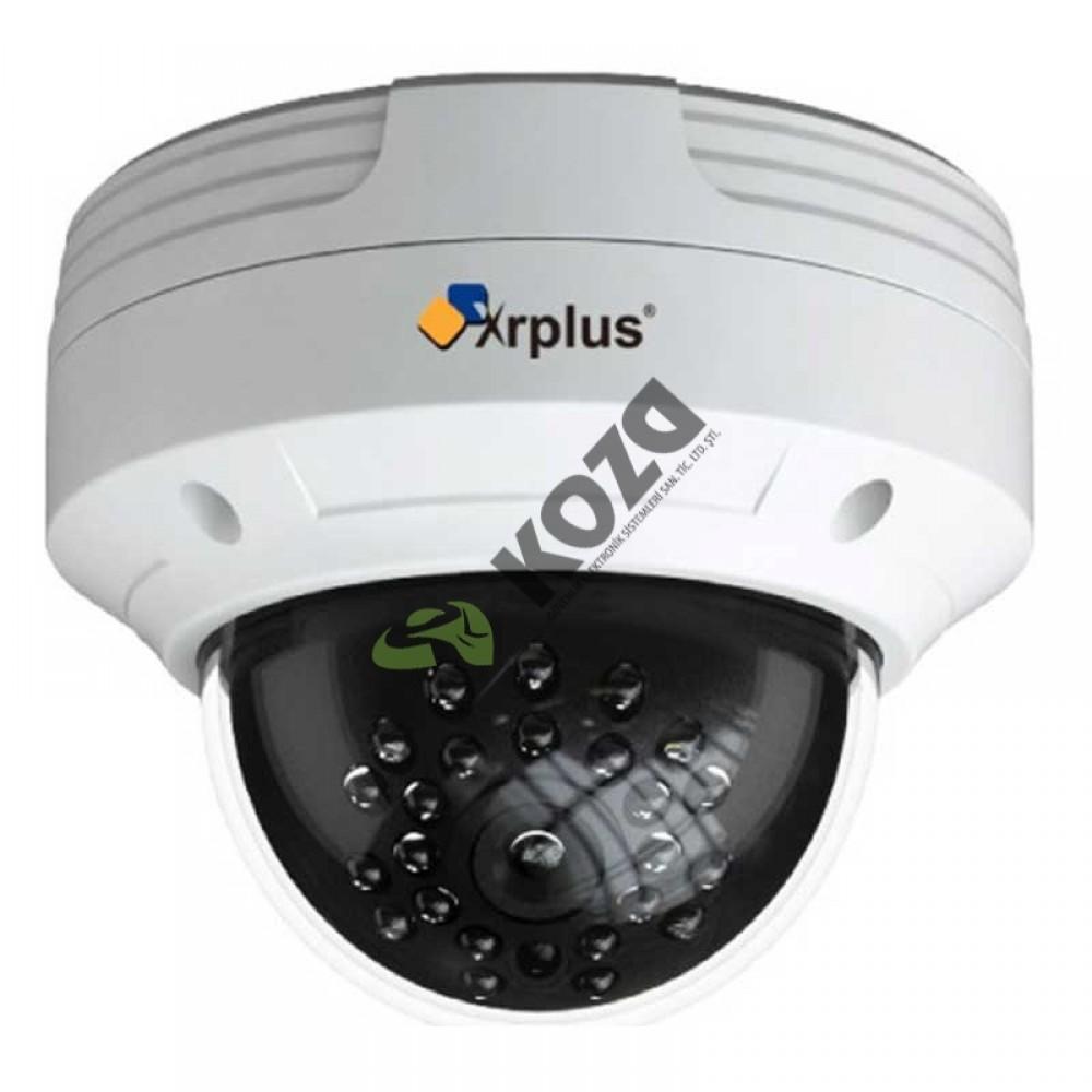 Xrplus XR-9535E/FZ 3 Megapiksel IR Dome IP Kamera